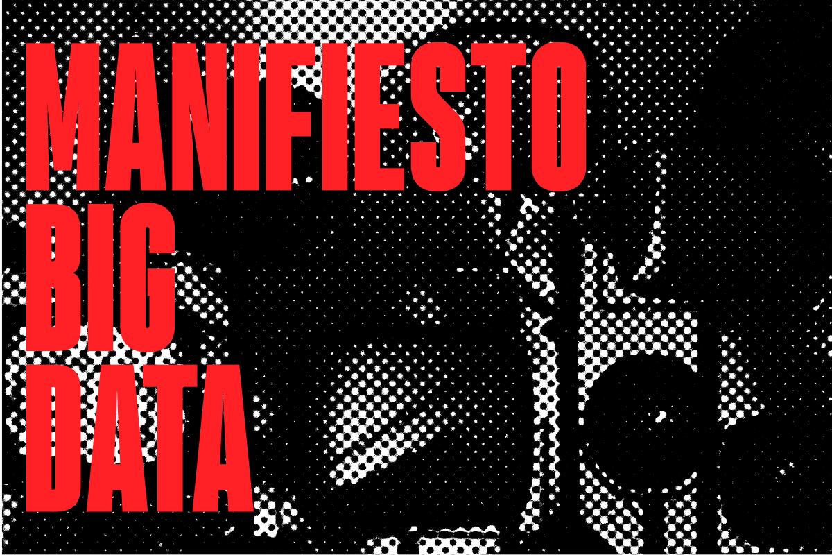 Manifiesto Big Data